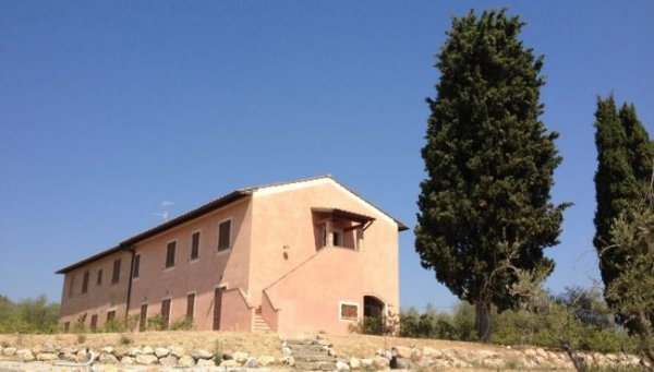 Appartement in residence, San Gimignano, Toscana